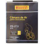 Câmara Pirelli PR-27.5 MTB 27.5x1.75/2.35 c/ Válvula Presta 48mm